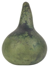 Start with this uncured gourd.