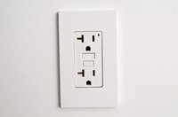 "Make sure the ""Test"" and ""Reset"" buttons aren't the root of your outlet's failure to provide power.."