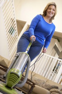 Vacuum before shampooing your carpet.