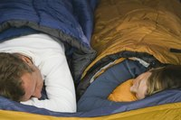 Sleeping bags are a vital piece of camping gear.