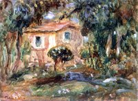 Fine art, like this Renoir, require authentication for home insurance purposes.