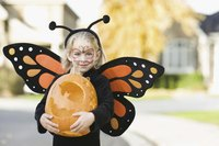 Complete your homemade bug costume with a bug antenna headband.