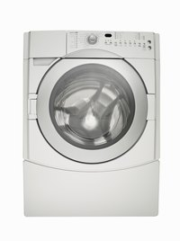Musty smells in your washing machine may indicate the presence of mildew.