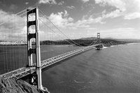 Use a picture of the Golden Gate Bridge as inspiration.