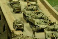Miniature roads are an important part of wargames scenery and dioramas.