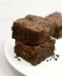 Leftover brownies can become versatile crumbs for baking.