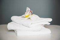 Give your family and guests stain-free, brilliantly white towels instead of dingy ones.