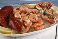 Shrimp, crabs and lobster: Sweet seafood cousins that demand different preparations.