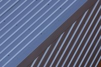 Cutting metal roof sheets can be done with several methods.