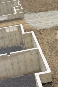Pooling rain water can greatly compromise the integrity of the foundation walls.