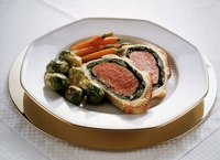 Beef Wellington can be made and frozen, but may not refreeze well after thawing.