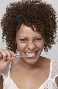 Proper oral care will keep your teeth looking their best.