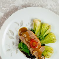Fresh tuna is often served seared, but rare to medium-rare inside.