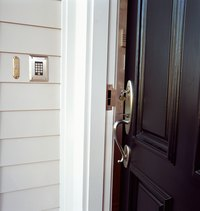 Installing a doorbell on siding can be tricky without the right equipment.