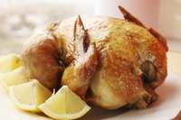 Despite its name, the Cornish game hen is not hunted for sport.