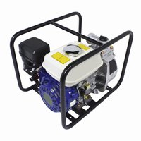 Gas-powered portable generators must be run outdoors.