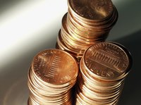 Wash and dry your copper pennies before you begin.