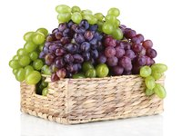 Store grapes properly to ensure that they're safe to eat.
