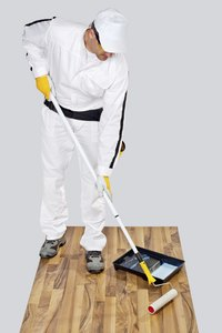 Polyurethane offers your floor the best moisture protection of any sealer.