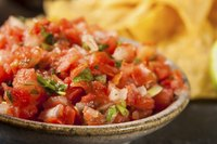 Pay attention to the recipe when making salsa for canning.