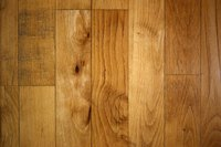 Eliminating splinters when they first appear will keep your flooring comfortably smooth.