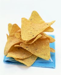 Try out a new dip with your tortilla chips.