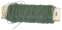 Finish gimp bracelets by looping or gluing the last stitch.