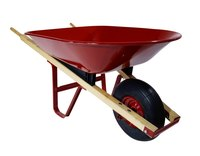 A well-constructed wheelbarrow can provide many years of utility.