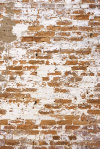 Painting brick can lock in moisture and cause the brick to spall.