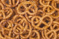 Use pretzels in place of traditional bread ingredients in a variety of dishes.