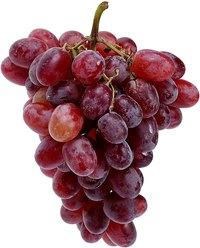 Grape vines produce fruit for as long as they live.
