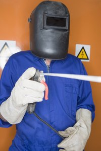 Arc welding is a common way to fuse together different metals.