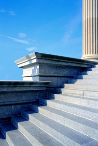 Inconsistent or improper stair treads can be dangerous.