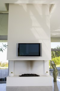 Gas fireplaces burn clean, making maintenance a snap.