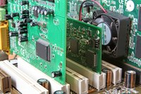 Silicone can be used to make all sorts of things, like circuit boards.