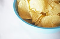 Fry or bake your own tortilla chips for fresh, flavorful cinnamon-sugar tortilla chips.