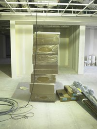Grid ceilings conceal plumbing and HVAC components with ease.