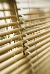 Venetian blinds are highly versatile.