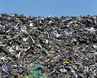 Extracting and sorting materials from a landfill can be a costly endeavor.