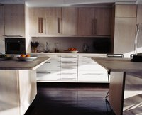 Cabinet hangers work with all styles and models of cabinets.