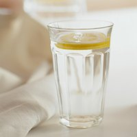 Use lemon slices to make lemon-infused water.