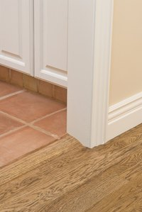 Protect hardwood floors with polyurethane.