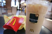 McDonald's iced coffee is simple to create at home.