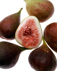 Figs should be soft on the inside when ripe