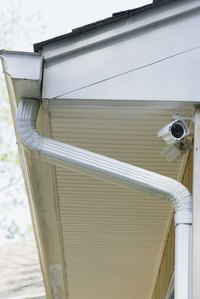Gutters are important for all types of roofs.
