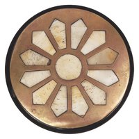Faux mother-of-pearl inlay can be used to adorn trinket boxes or other items.