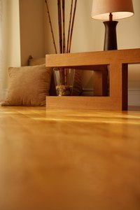 Prefinished hardwood floors can be refinished.