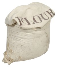 Bread flour is a high-protein flour designed for yeast breads.