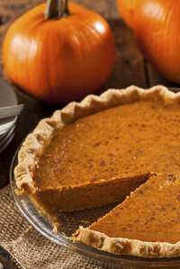 The perfect pumpkin pie has a crust that's not undercooked, overcooked or soggy.