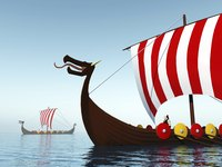 Ancient Viking longboats were capable of traveling very long distances.